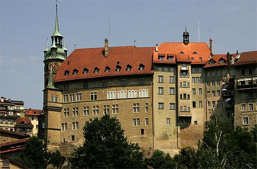 Freiburg: Rathaus