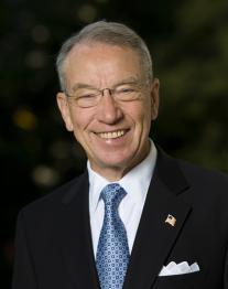 US Senator Chuck Grassley