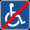 Anti-Behindertenlogo